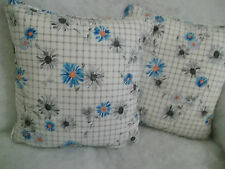 """COSMOS BY DESIGNERS GUILD 1 PAIR OF 16"""" CUSHION COVERS"""