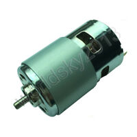 1pcs RS775 DC24V 8300RPM Large Torque DC Motor for Drill Screwdriver Ride-on Toy