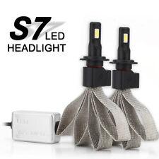 S7 H7 Car LED Headlight 240W Fanless Hi Low Beam Headamp CSP White Lamp LD1383