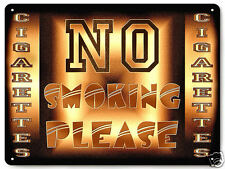 No Smoking metal Sign funny vintage style GREAT GIFT wall decor art 171
