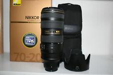Nikon AF-S 70-200 F 2,8 G VR II ED 1 Jahr Gewährleistung