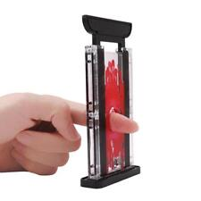 Magic Finger Chopper Guillotine Hay Cutter Magician Trick Prop Funny Toy LO