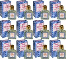 Nag Champa Duftöl 3 ml Essenzöl Nagchampa Duft Aroma Parfum Indien 1er-12er Set