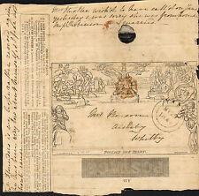 More details for 1841 mulready envelope / letter . whitby address ( maltese cross )