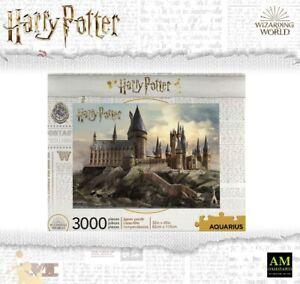 Aquarius Puzzle - Harry Potter Hogwarts - 3000 Pièces - Emballage D'Origine