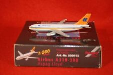 HERPA 500913 HAPAG LLOYD AIRBUS A310-300 1-500 SCALE 1ST EDITION OLD BOX