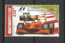 Hungary 2010. Formula-1 car racing Hungaroring race stamp MNH (**)