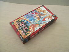 >> CARD MASTER ARCANA SFC SUPER FAMICOM IMPORT BRAND NEW OLD STOCK! <<