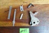 Ruger Speed Six Hammer Assembly W/ Strut Spring Pin Great Original