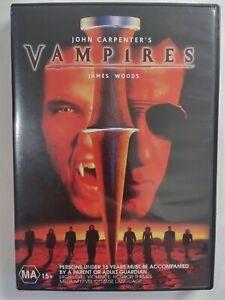 JOHN CARPENTERS VAMPIRES 1998 DVD Fantasy Horror James Woods