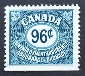 Lot30 Canada Employment Stamp FU44 NG