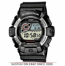 Casio GR8900-1ER G-Shock Tough Solar LCD Illuminator Watch│Shock Resistant│Black