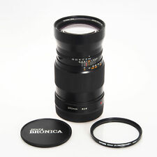 Bronica Zenzanon GS PG 250mm F5.6 Medium Format Manual Focus Lens