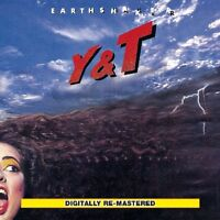 Y & T - EARTHSHAKER   CD NEU