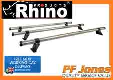 Rhino Delta Bars for Toyota PROACE Power Van L1 1997 Onwards 3 Roof Bar System