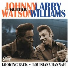 45 SP Johnny Guitar Watson – Larry Williams  Looking Back - recorded April 1965