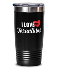 Tarantulas Reptile Gift for Reptile Lovers - Tarantulas Tumbler Present Travel M