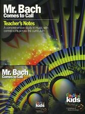 Classical Kids - Mr Bach Comes To Call [CD]