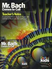 Classical Kids - Mr. Bach Comes To Call [CD]