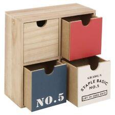 Boites et coffres à jouets sans marque en bois pour enfant