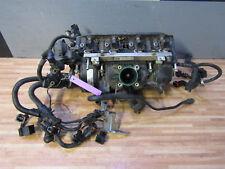 ANSAUGBRÜCKE + Opel Corsa D 1.4 66KW 90 PS + Einspritzleiste + 55557906