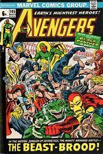 THE AVENGERS #105 Marvel Comics 1972 FN+