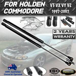 New Pair Bonnet Gas Struts for Holden Commodore VU VT VX VY VZ Calais Statesmen