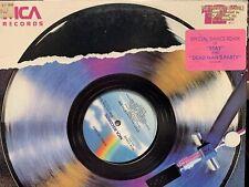 "OINGO BOINGO DEAD MAN'S PARTY STAY 12"" 1986 MCA 23638 DJ PROMO"