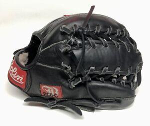 "Rolin Barraza RC6-C Trapeze Rare Professional Baseball Glove 11.75"""