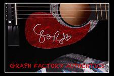 GFA  Canadian Musician  * SERENA RYDER *  Signed Acoustic Guitar AD1 COA