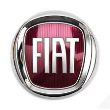 Fiat Emblem Logo Frontemblem Firmenzeichen rot vorne Bravo Croma Idea 51944206
