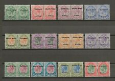 """SOUTH WEST AFRICA 1923-26 SG 29/40 """"Setting 6"""" MINT Cat £500"""