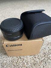 Canon EF-EOS R Lens Mount Adapter.