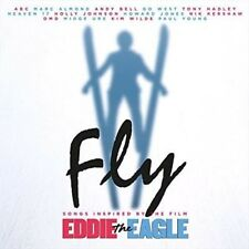 Fly: Songs Inspired by the Film Eddie the Eagle [Original Motion Picture Soundtrack] by Original Soundtrack (CD, Mar-2016, Universal)