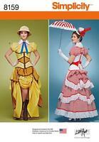 Simplicity Gabarit de couture pour femmes' Cosplay HAUT CORSET JUPE COSTUME 6 -