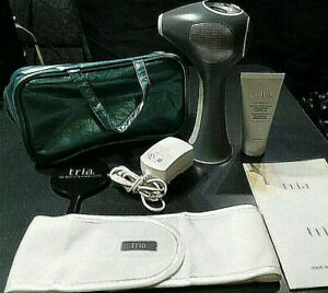 Tria Beauty 4X Laser Hair Removal - / Gray / Tria Bag / Manuals / Renewal Cream