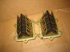 LOW HOUR Arctic Cat Tigershark Reed Valves/Cages Monte Carlo Daytona TS  3008-48