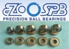 10 Stk. EZO Premium Kugellager  684 ZZ = 638/4 2Z Rillenkugellager 4x9x4 mm