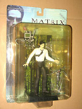 2000 n2 Toys WB the matrix Action Figure Mr Anderson personaje