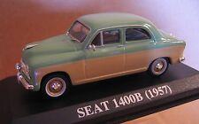 SEAT 1400 B 1957 1/43 IXO ALTAYA