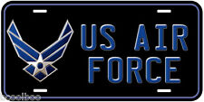 Air Force Wing Personalized Aluminum Novelty Car License Plate P06
