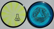 *2 Pack*Brand New*Factory Misprint Mvp Cosmic Neutron/Proton Teslas- 169g/172g