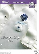 Mother's Day Pin ~ plastic canvas pattern ~ Needlecraft Shop