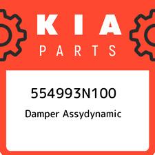 554993N100 Kia Damper assydynamic 554993N100, New Genuine OEM Part