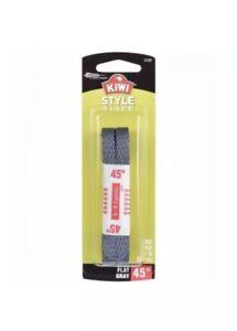 KIWI Lace Flat Grey 45 Inches