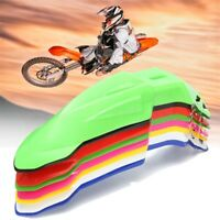 Universal Front Fender Motorcycle Mudguard Pit Dirt Bike Motocross Supermoto