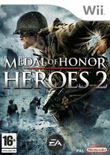 Wii & Wii U - Medal of Honor Heroes 2 **New & Sealed** Official UK Stock