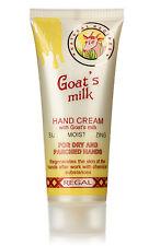 Crema de Manos súper Hidratante con Leche de Cabra, Regal Goat's Milk