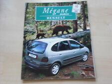 52233) Renault Megane Scenic Prospekt 03/1997