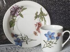 BIA Cordon Bleu CAROLINE China Porcelain Demitasse Mini Cup & Saucer Set